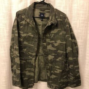 Camo jacket!